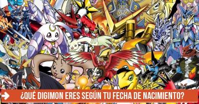 ¿Qué Digimon eres?